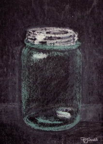 MASON JAR Pastel